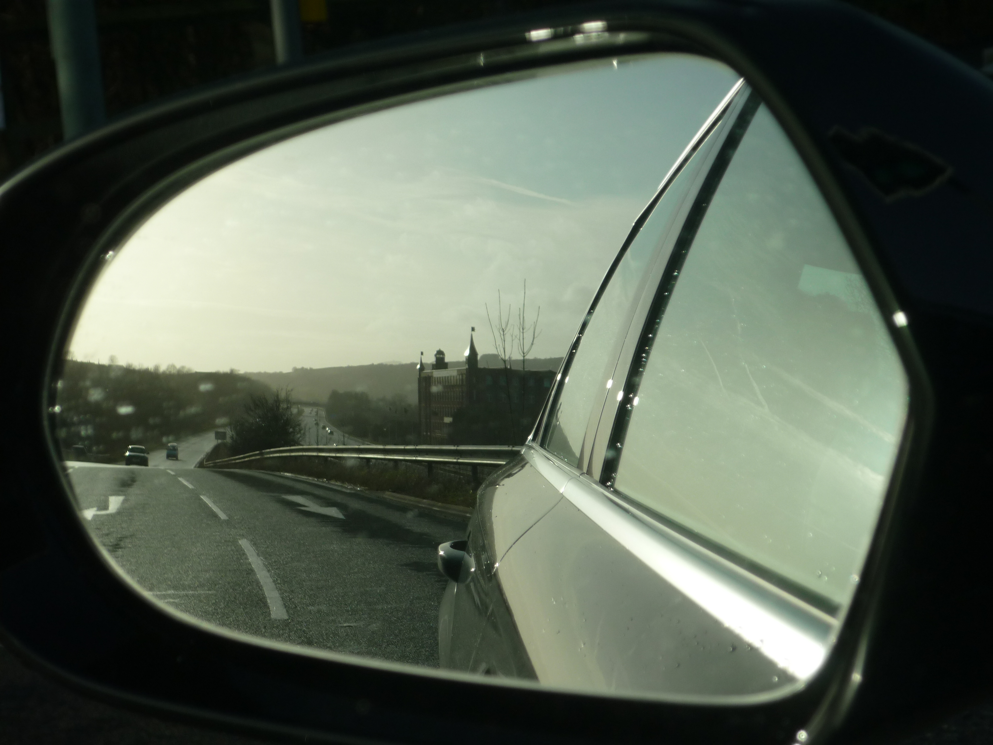 Rear View Mirror