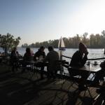 Restaurant for sail